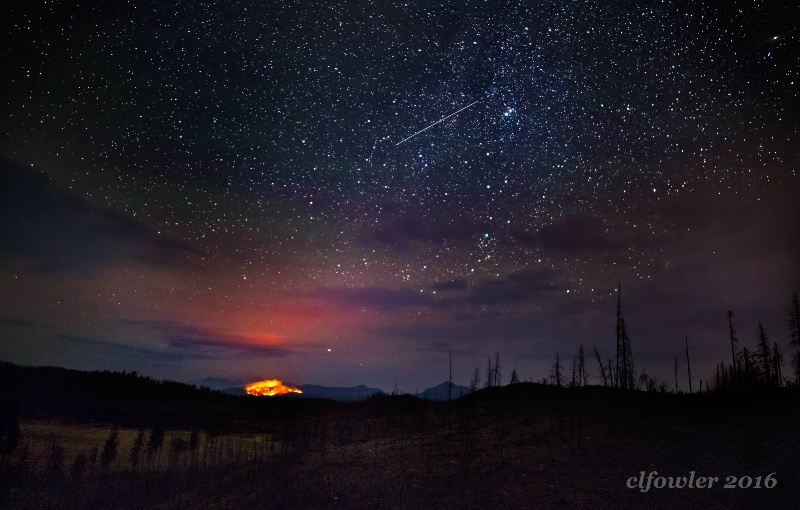 Wildfire and Meteor