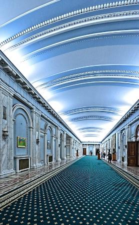 Corridors of Parliament