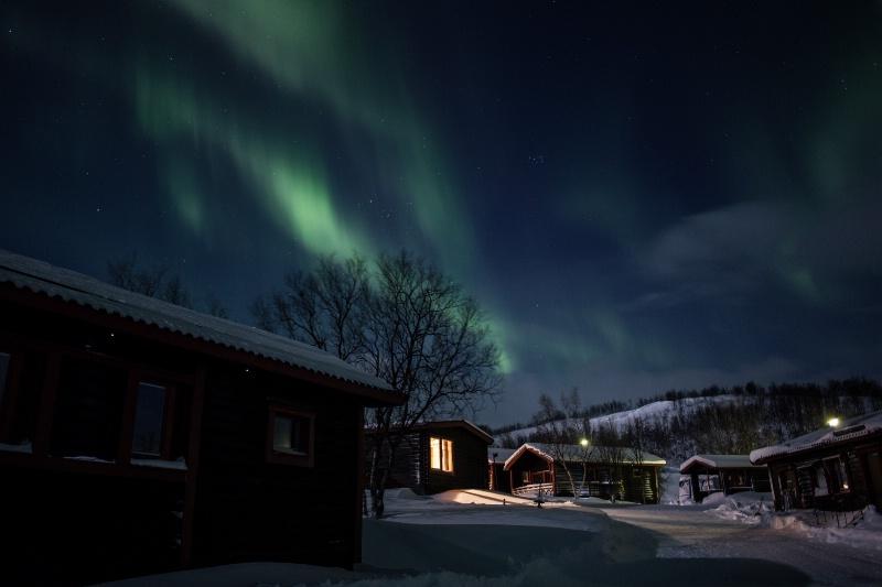 Northern Magic - ID: 15095743 © Ilir Dugolli
