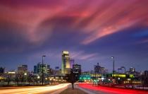 Omaha at Twilight
