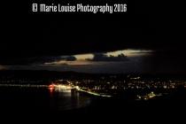 Stormy Skies over Sandown Bay