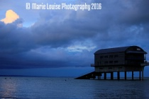 Stormy Skies Bembridge Lifeboat Station