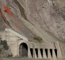 The Railroad Tunnel