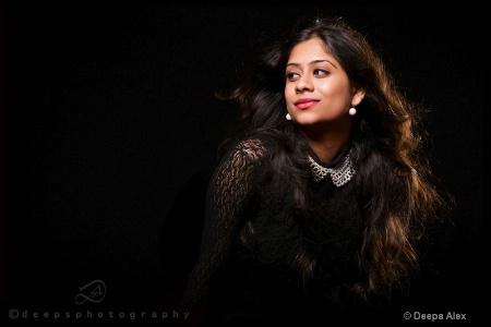 Actress Priyaa Lal