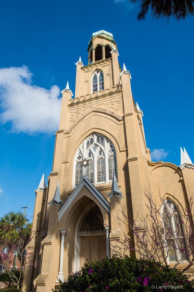Congregation Mikve Israel, Savannah, Georgia - ID: 15105757 © Larry Heyert