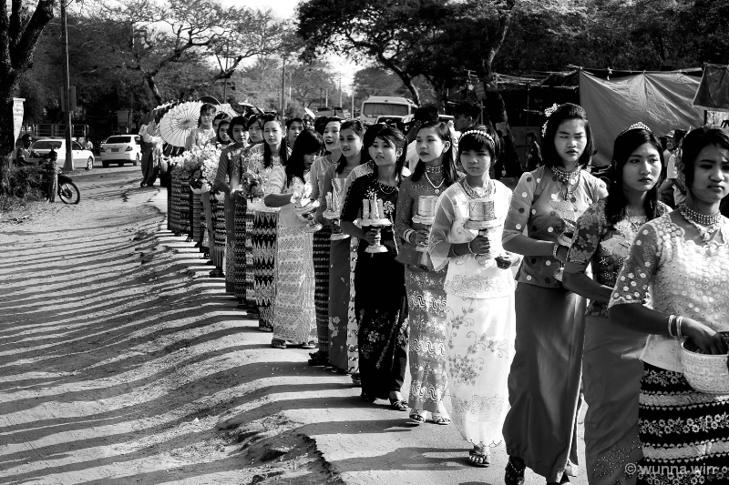 novice ceremony