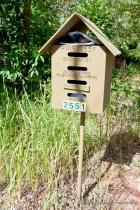 Unique Mailbox.