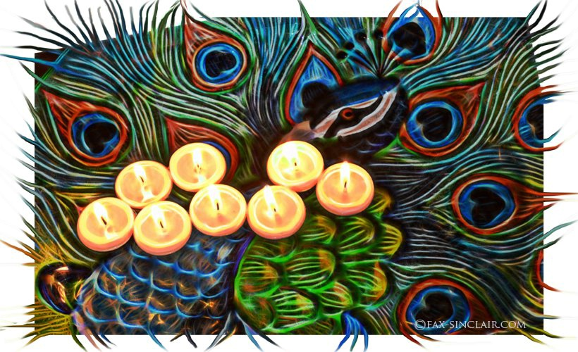 8 Candles  - ID: 15113527 © Fax Sinclair