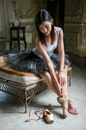 Cuban Ballet Dancer