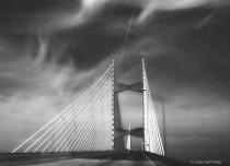 Dames Point Bridge largebw