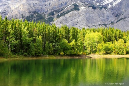 Visiting The Canadian Rockies