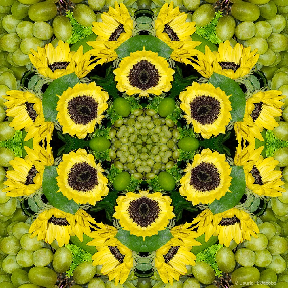 Kaleidoscope #14 - ID: 15118908 © Laurie H. Jacobs