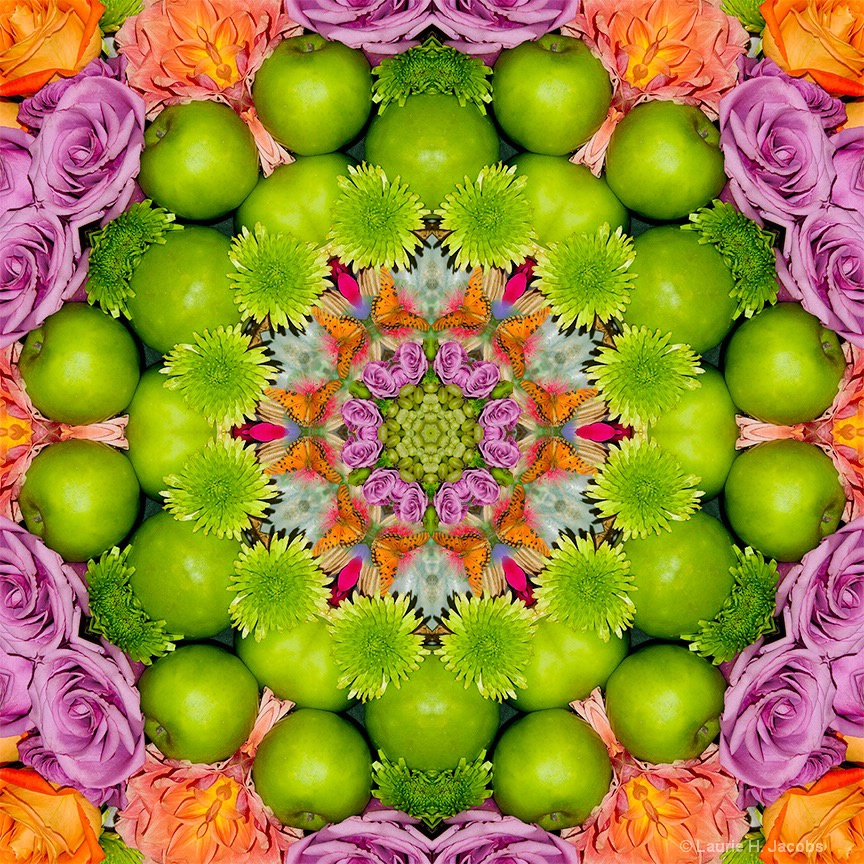 Kaleidoscope #11 - ID: 15118999 © Laurie H. Jacobs