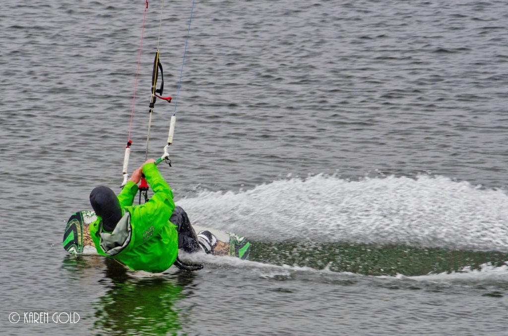 Need for Speed - Kite Surfing - ID: 15122813 © Karen E. Gold