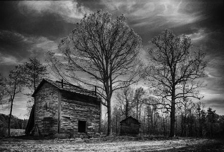 Old Tobacco Barns