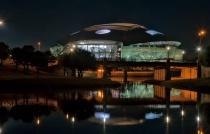 Stadium Reflections
