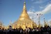 shwedagon pagoda ...