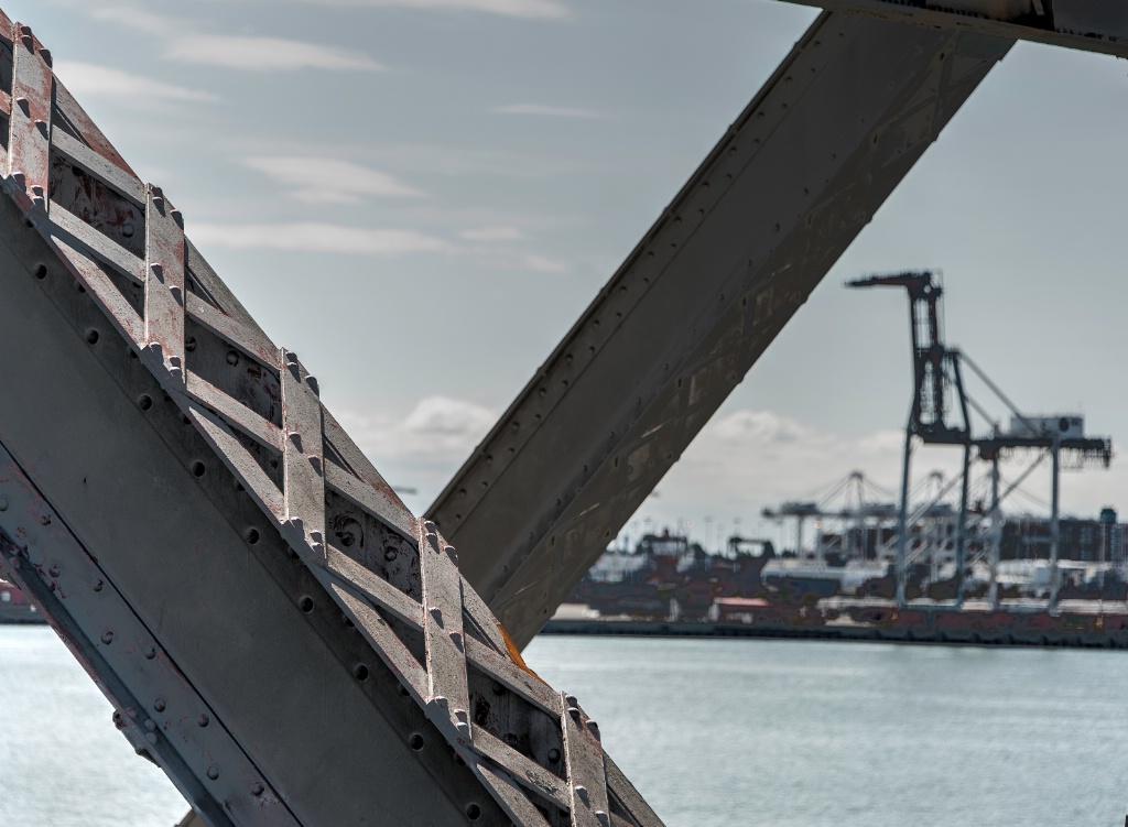 The Old Bay Bridge VI