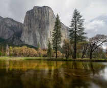 Yosemite This Morning