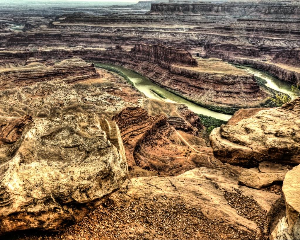 Panarama of the Canyon - ID: 15135530 © John R. Grede