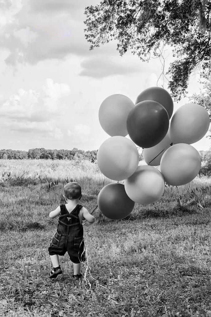 Little Balloon Man