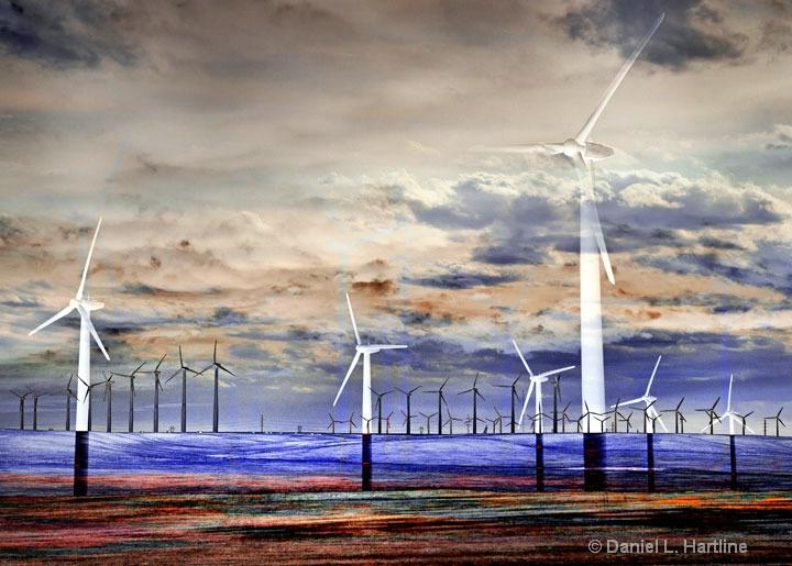 wind-farm-3 - ID: 15136743 © Daniel  Hartline