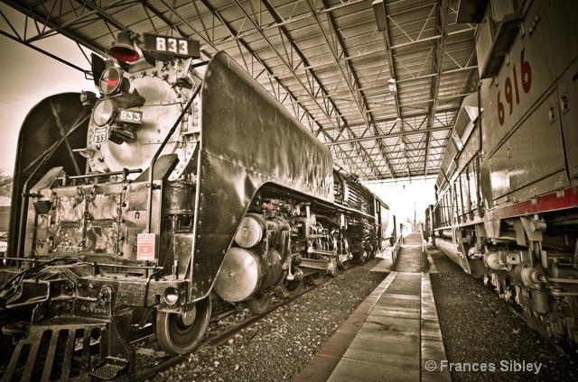 Engine 833