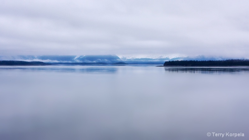 Alaska's Inside Passage - ID: 15137766 © Terry Korpela