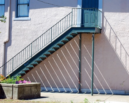 Oregon District Stairs