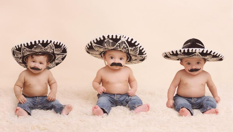 *Los Tres Amigos*