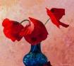 Orange Red Poppie...