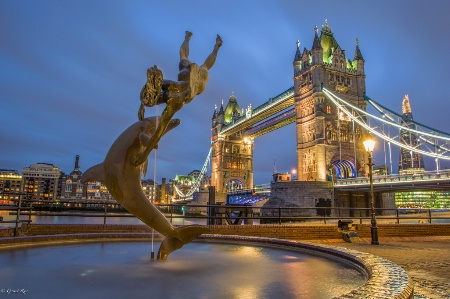 ~The Tower Bridge~