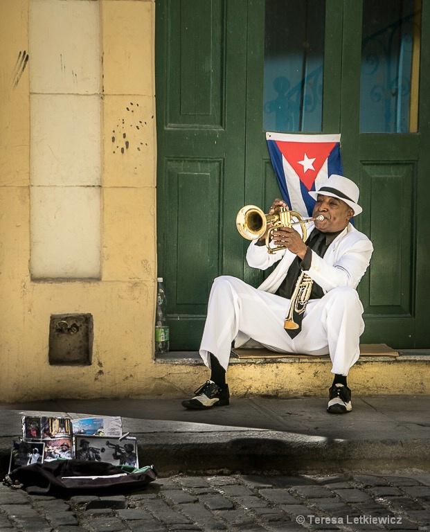 Viva Cuban Music - ID: 15149120 © Teresa Letkiewicz