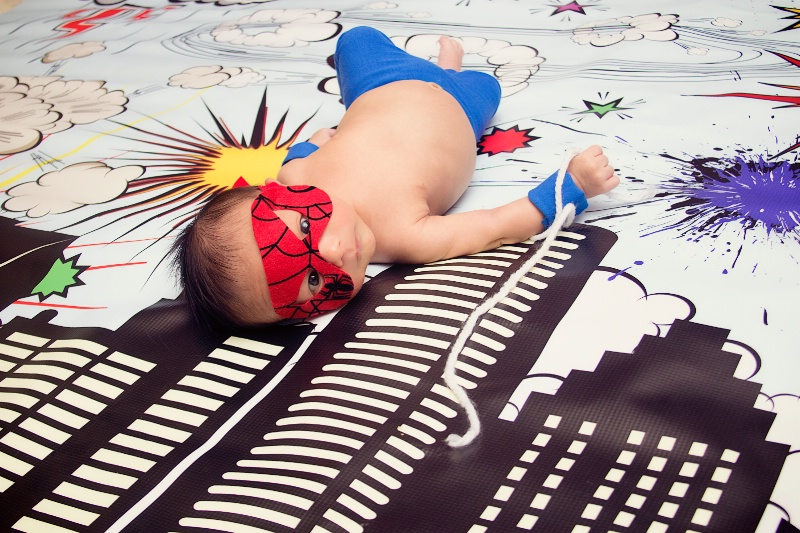 *Spiderman Baby*