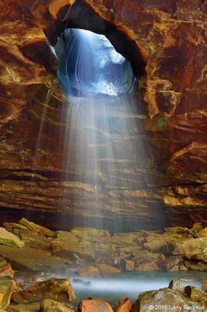 Glory Hole Falls II