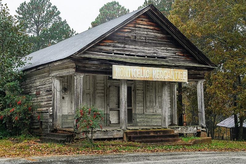 Monticello Mercantile, Monticello, SC - ID: 15153354 © george w. sharpton