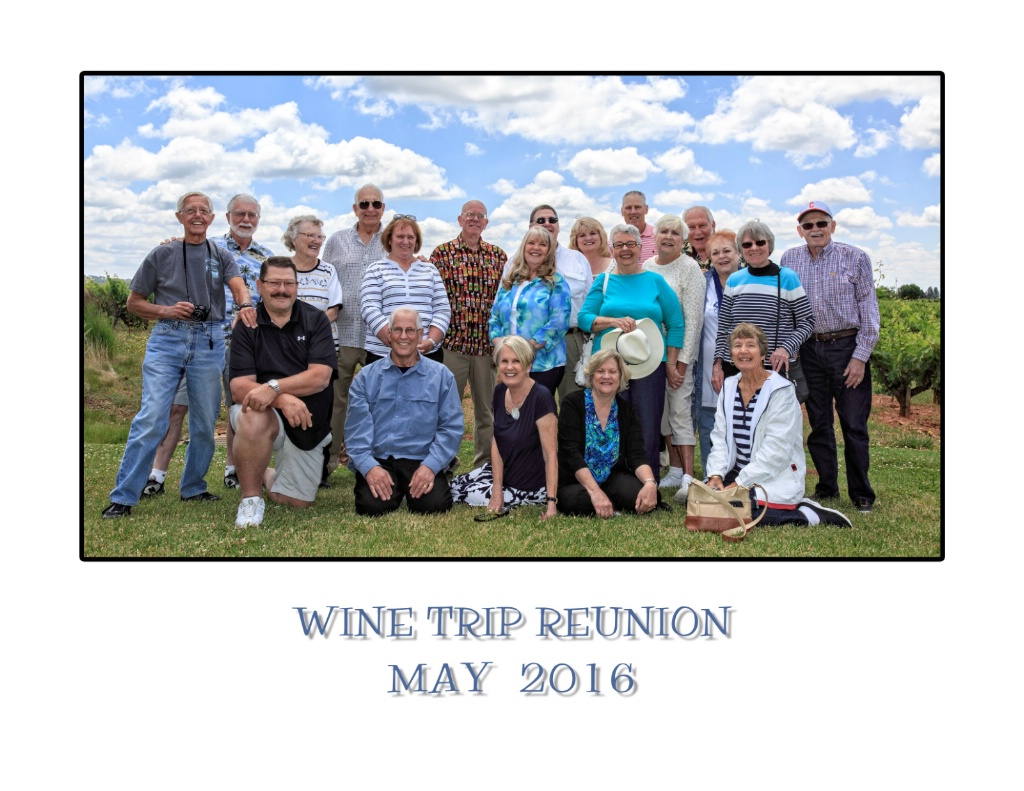 Whole Wine Tour Group - ID: 15156646 © Craig W. Myers