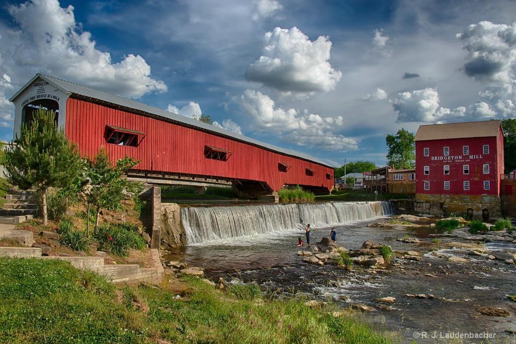 Bridgeton Mill - ID: 15158593 © R. J. Laudenbacher