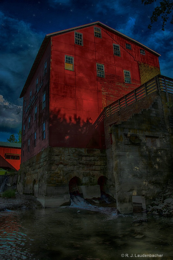 The Olde Mill - ID: 15162240 © R. J. Laudenbacher