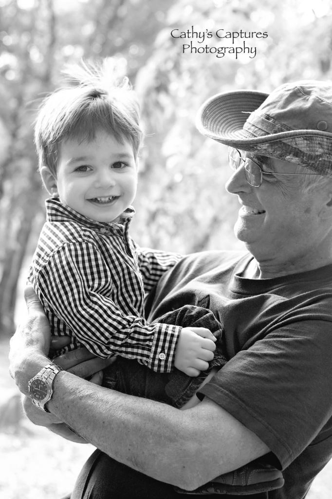 ~A Boy & His Grandpa~