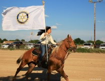 2016 Rotary Rodeo Queen