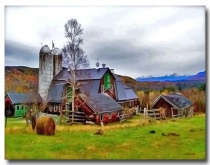 A Vintage Landscape