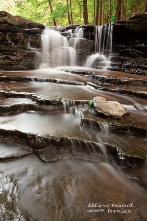 Layered Falls