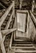 Attic Stairway