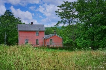 The Old Pink Farmhouse