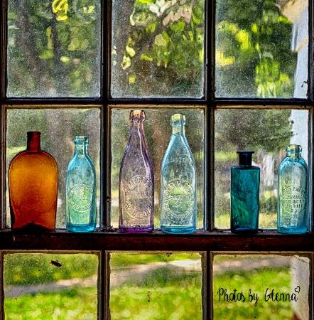 Old Fashioned Bottles