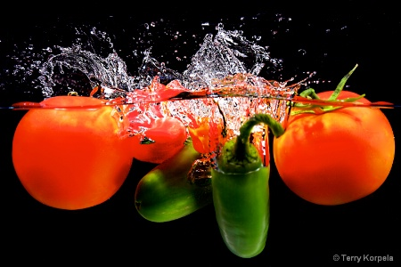 Salsa Splash!!