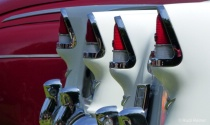 Tail lights from the 50