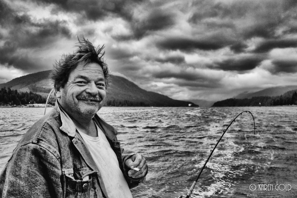 Fishing - ID: 15175908 © Karen E. Gold