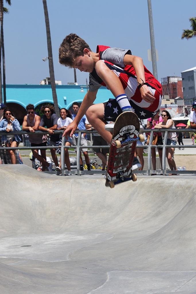 American Skateboarder